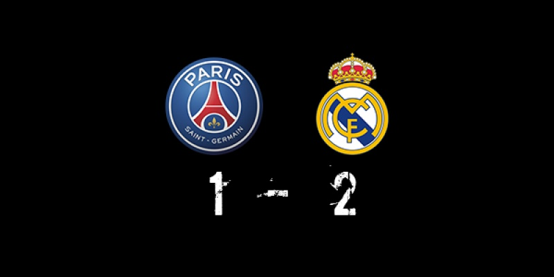 PSG (1-2) R Madrid